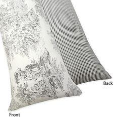 Sweet Jojo Designs French Toile Body Pillowcase \u0026 Reviews | Wayfair.ca. Body Pillow CoversBody ...