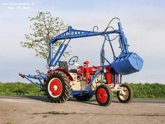 Crawler Tractor, Monster Trucks, Vintage, Trucks, Bohemia, Transportation, Motors, Vintage Tractors, Vehicles