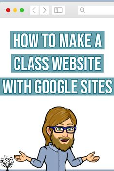 Google Sites, Flipped Classroom, School Classroom, Educational Technology, Teaching Technology, Instructional Technology, Instructional Strategies, Teacher Websites, Teacher Tools