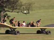team skateboarding