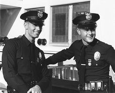 """This past week, President Obama discussed the idea that law enforcement should wear """"softer looking"""" uniforms. While there were plenty Classic Tv, Classic Movies, Martin Milner, Jimmy Reed, 1960s Tv Shows, Randolph Mantooth, Adam 12, Most Viral Videos, Old Shows"""