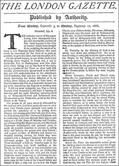 62 Best 1666, Sept  2 - Great Fire of London - England