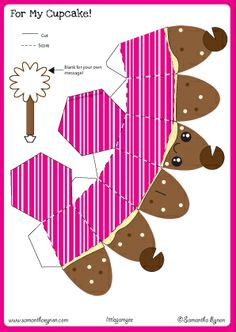 Samantha Eynon - Dachshund Paper Toy Downloads Free Paper, Diy Paper, Paper Art, Paper Crafts, Printable Box, Printable Crafts, Printables, Paper Box Template, Box Templates