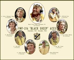 The Real Black Sheep Squadron