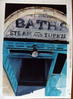 baths steam & turkish
