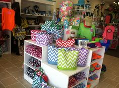 Visit Sister Act in Rocky Mount, NC for latest in chevron!