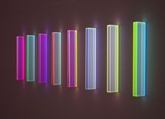 REGINE SCHUMANN, COLORMIRROR LISBOA, 2008, ACRILYC FLUORESCENT Zaha Hadid, Led Projects, Light And Space, Glitch Art, Light Installation, Neon Lighting, Light Art, Plexus Products, Geometric Shapes