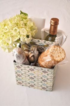 Snack Carrier/Favor/Welcome gift/etc. - let your imagination go as to how to use this