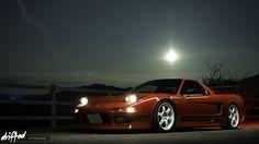Honda NSX Lightpainting by Ste Trackslide on 500px