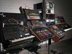 Korg MS20 & Friends