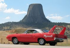 The Plymouth Superbird& styling may have been too extreme for the time of its release in the but it eventually caught on and became a collector& car. Fun Fact: the Superbird& horn imitated the call of the Road Runner cartoon character. Mopar, Chevrolet Camaro, Chevy, Corvette, Buick, Ford Mustang, Plymouth Superbird, Dodge Daytona, Us Cars