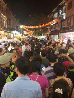 #singapore #chinatown #chinesenewyear
