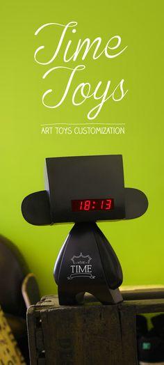 Alarm clock by Lena Antoine