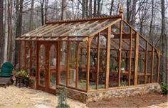 12 x 16 Nantucket Greenhouse