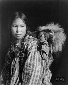 Inuit,Alaska,1912
