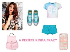 """""""A Perfect Kinda Crazy"""" by kaylia-ashley on Polyvore featuring New Look, Lucky Brand, Dolce&Gabbana and Casetify"""