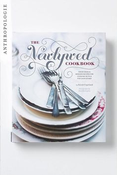 Inspired By This Creating the Perfect Crate and Barrel Wedding Registry Thoughtful Wedding Gifts, Diy Wedding Gifts, Diy Gifts, Perfect Engagement Gifts, Healthy Cook Books, Cook Book Stand, Create A Recipe, Cooking Together, Learn To Cook
