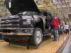 Ford Begins Training for Upcoming F-150 Production