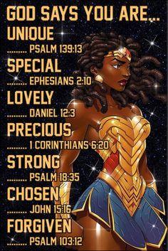 Black Love Art, Black Girl Art, Black Girl Magic, Black Girl Quotes, Black Women Quotes, Strong Black Woman Quotes, Wonder Woman Quotes, Wonder Woman Art, Afrique Art