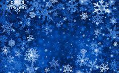Snowflakes HD Wallpaper