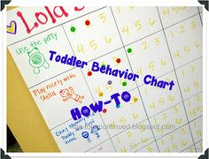 Toddler behavior chart with positive reinforcement.Savannahs Chart is like this. Good Behavior Chart, Behavior Chart Toddler, Behavior Rewards, Behaviour Chart, Toddler Discipline, Positive Discipline, Positive Behavior, Kids Behavior, Positive Reinforcement