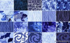 for those who love blue. Harmony quilting fabric Kanvas Studio for Benartex Fabrics