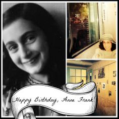 Few people have had such a long-lasting impact on my life as Anne Frank has. She has consistently been the writer and activist I measure myself to, and her writings changed my life for the better. On what would have been her 85th birthday, enjoy a throwback post-- one I wrote on this occasion several years ago:  http://www.holdinoutforahero.org/2011/06/chronicles-of-injustice-how-the-writings-of-a-young-girl-inspired-mine/