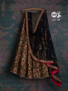 stunning Brown Tappeta Silk Bollywood Look Embroidery Work Circular Lehenga Choli lengha:-tappeta Silk With Heavy Emroidery choli:- Tapeta Heavy Work dupatta:- Net (*all Images Are Only For Reference Purpose, Design Or Color May Vary) Indian Lehenga, Lehenga Choli, Anarkali, Silk Dupatta, Cape Lehenga, Bollywood Lehenga, Lehenga Style, Sharara, Lehenga Wedding