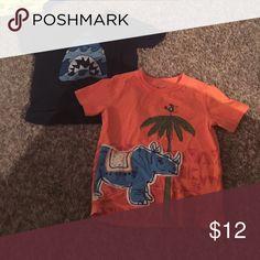 2 baby gap shirts Good condition GAP Shirts & Tops Tees - Short Sleeve
