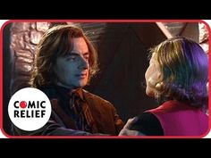 Rowan Atkinson is Doctor Who | Comic Relief - YouTube >> he's the Doctor, not Doctor Who