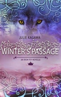 La Guardia de Los Libros : Winter's Passage, Saga Iron Fey 1.5, Julie Kagawa
