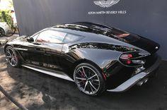 Aston Martin Vanquish ZAGATO [2400x1593] via Classy Bro