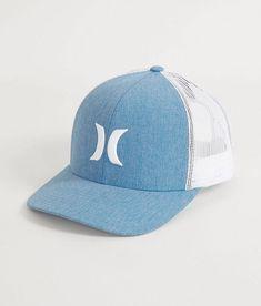 9836ea65072d9 Hurley Iconic Harbor Trucker Hat - Men s
