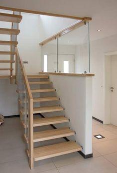 stahl holz treppe von trepgo mehr einrichten und wohnen pinterest. Black Bedroom Furniture Sets. Home Design Ideas