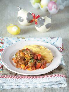 Μοσχάρι Archives - www.olivemagazine.gr No Cook Desserts, Dessert Recipes, Types Of Food, Food Styling, Curry, Food Porn, Cooking Recipes, Yummy Food, Favorite Recipes
