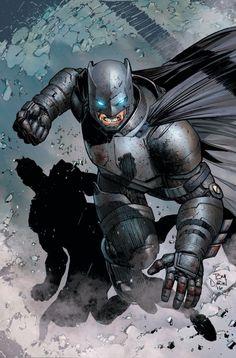 Batman par Tony S. Daniel.