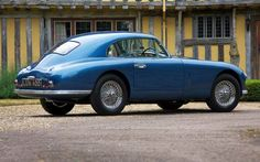 Aston Martin DB2. You can download this image in resolution 2048x1536 having visited our website. Вы можете скачать данное изображение в разрешении 2048x1536 c нашего сайта.