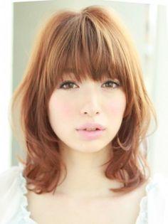 /  /  / hair style / medium hair style   # Pin++ for Pinterest #