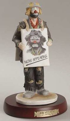 Emmett Kelly Jr. Emmett Kelly Clown, The Ed Sullivan Show, Send In The Clowns, Clowning Around, Historical Pictures, Back In The Day, Tatoos, Vintage Antiques, Tattoo Ideas
