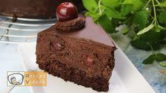 lúdláb torta recept, lúdláb torta elkészítése - Recept Videók