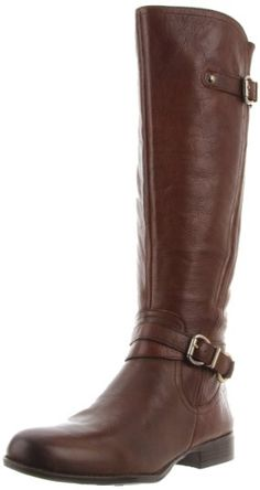 9bb09420c8a Amazon.com  Naturalizer Women s Juletta Riding Boot  Shoes