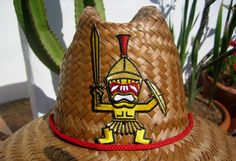 . . . and don't forget that we make the TROJAN TIKI California Lifeguard hat too!