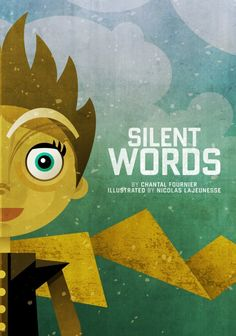 Book Review - Silent Words by Chantal Fournier