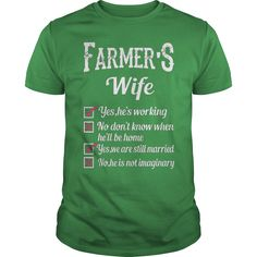 Farmer's Wife T Shirt Gift #gift #ideas #Popular #Everything #Videos #Shop #Animals #pets #Architecture #Art #Cars #motorcycles #Celebrities #DIY #crafts #Design #Education #Entertainment #Food #drink #Gardening #Geek #Hair #beauty #Health #fitness #History #Holidays #events #Home decor #Humor #Illustrations #posters #Kids #parenting #Men #Outdoors #Photography #Products #Quotes #Science #nature #Sports #Tattoos #Technology #Travel #Weddings #Women