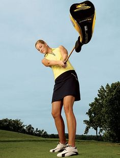 Top 10 Power Tips For Women : Golf Digest