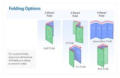 tri fold layout what are the dimensions of a tri fold brochure
