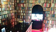 Carlos Cala / Imagen interior de la Librería Bardón de Madrid