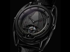 De Bethune DB28 Dark Shadows watch