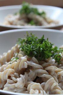 Kokit ja Potit -ruokablogi: Pirteä sitruunapasta