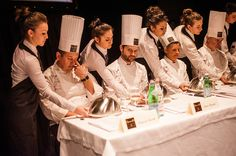 Image from the Bocuse d'Or Italian Selection 2016 Edition